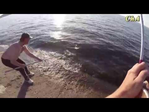 Ловля леща донной снастью с берега