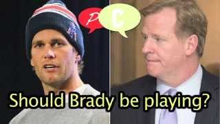 Should Tom Brady Be Suspended?