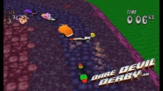 Dare Devil Derby 3D Review - Heavy Metal Gamer Show