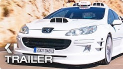 TAXI 5 Trailer German Deutsch (2018)