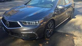 New 2018 Acura RLX Framingham Natick Marlborough MA, MA #A000081 - SOLD