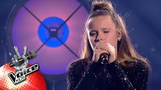Emma - 'Million Years Ago' | Topfinale | The Voice Kids | VTM