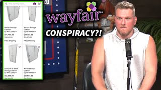 Pat McAfee's Thoughts On Wayfair Conspiracy, Will & Jada Smith News