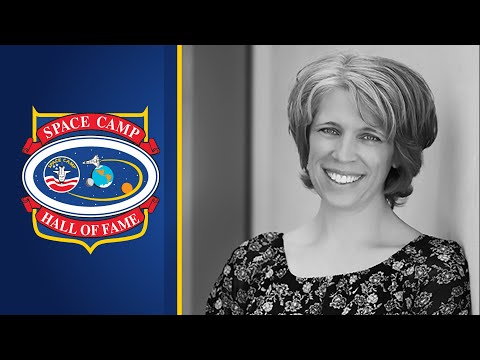 Tara Ruttley - Space Camp Hall of Fame (Class of 2018)