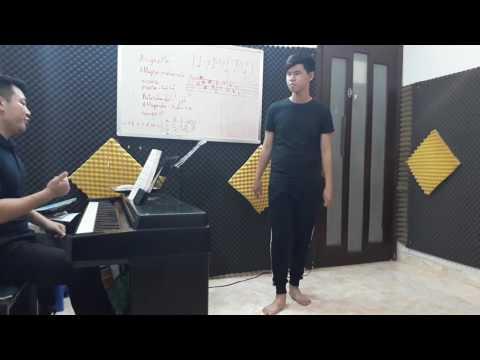 LUYỆN THI THANH NHẠC hệ đại Học nhạc viện tphcm - p2