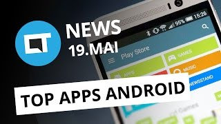 Melhores apps para Android; Atualização do Telegram; Mi Max 2 e+ [CT News]