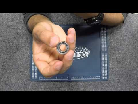 How to Clean | Lubricate bearings for RC Onroad