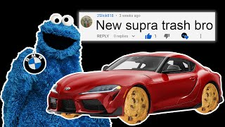 Supra or Z4? - YOUR Comments Expose the Truth!