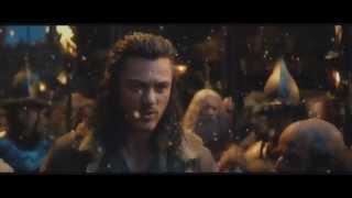 Хоббит: Пустошь Смога (Hobbit: Heath Smaug. Official Trailer) Официальный Трейлер на Русском 2013