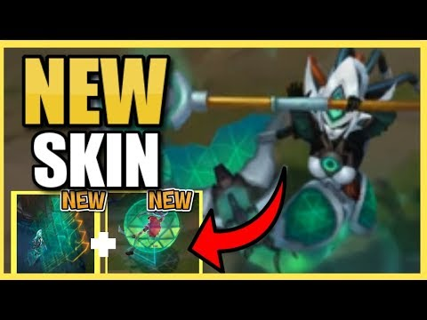 *NEW* PROGRAM NAMI SKIN IS AMAZING! THE BEST NAMI SKIN YET!? - League of Legends