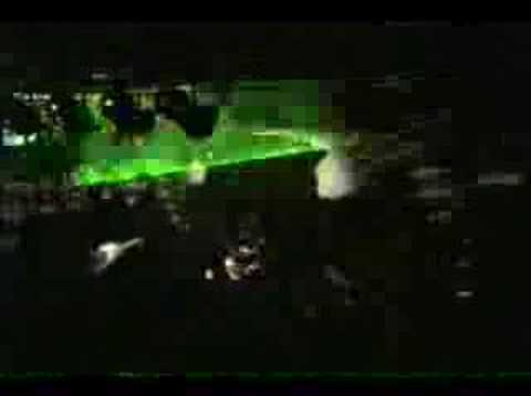 Mr Quimby's Beard 2001  Strange Days tour