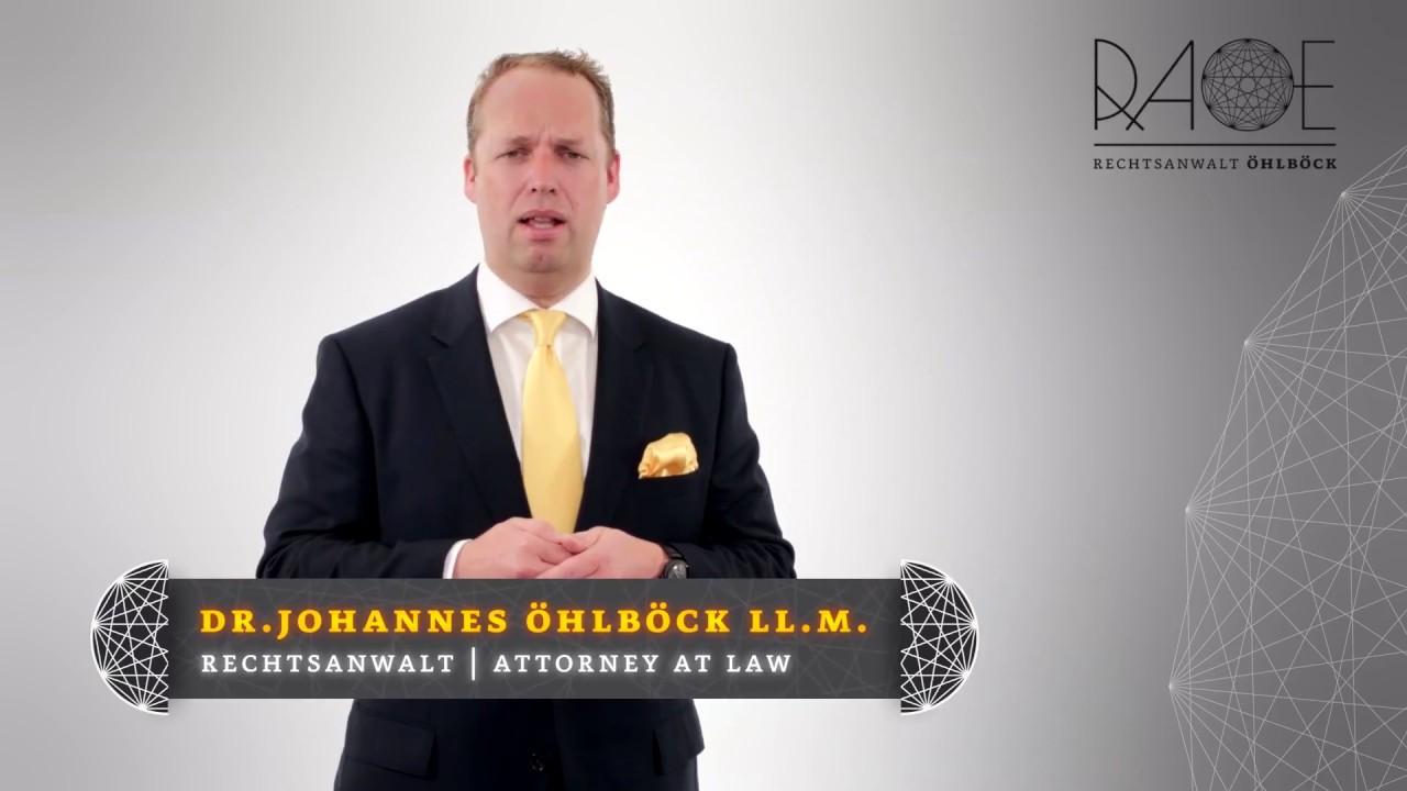 nett Dr. Johannes Öhlböck LL.M. | Rechtsanwalt Wien
