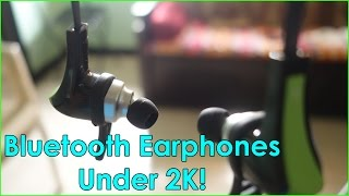 Sound One S501 Bluetooth Earphones Review