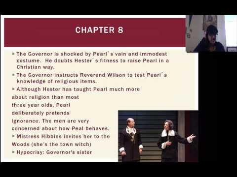 The Scarlet Letter 5 8   YouTube