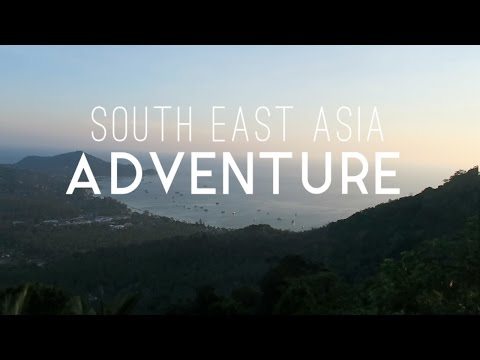 What happens when you backpack SOUTHEAST ASIA!