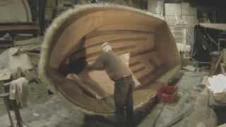 How too build a Huntriss 186 fibreglass boat  Pt7