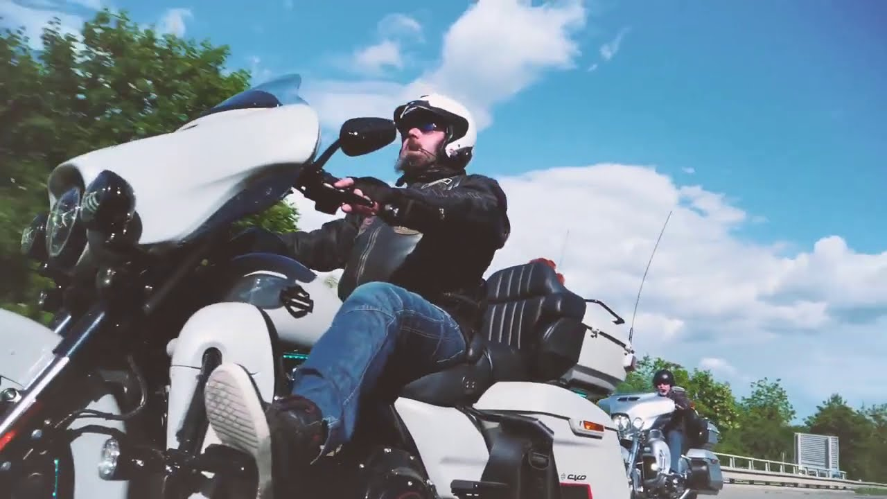 Harley Davidson Brno Demo Truck 2020 On Tour