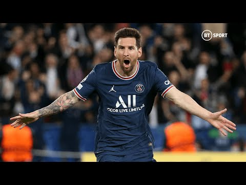 Lionel Messi's First PSG Goal! Argentine Combines With Mbappé For Vintage Goal Against Man City