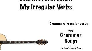 Learn, Learn, Learn, My Irregular Verbs