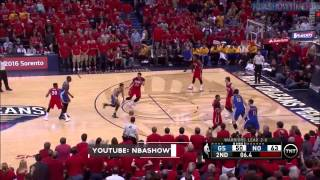 Warriors vs Pelicans - Full Game Highlights | Game 3 | April 23, 2015 | NBA Playoffs