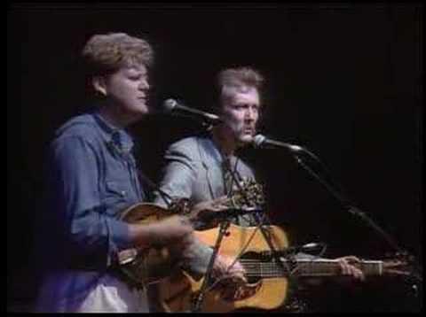 Tony Rice & Ricky Skaggs: The Soul of Man Never Dies