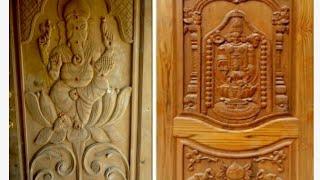 God wood door for modern homes