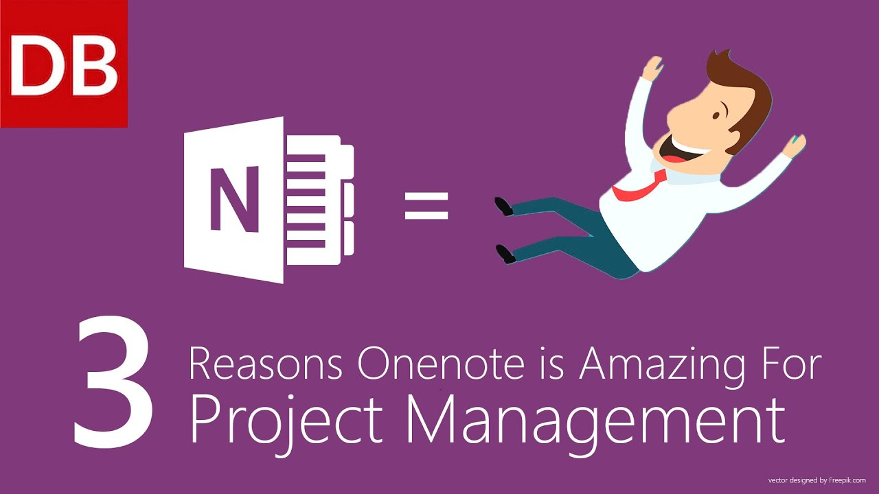 3 Reasons Onenote Is Great For Project Management Youtube