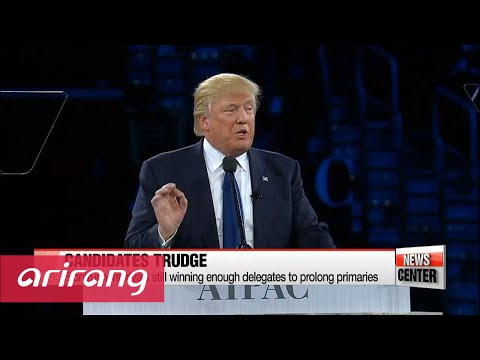 Trump, Hillary edge closer to nomination after big wins