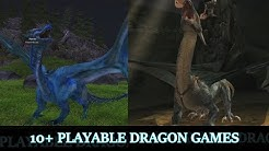 10+ Games Where You Play As A Dragon