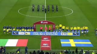 Italia vs Suecia Repechaje Rumbo al Mundial