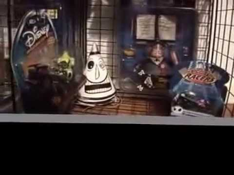 The Nightmare Before Christmas Room - YouTube