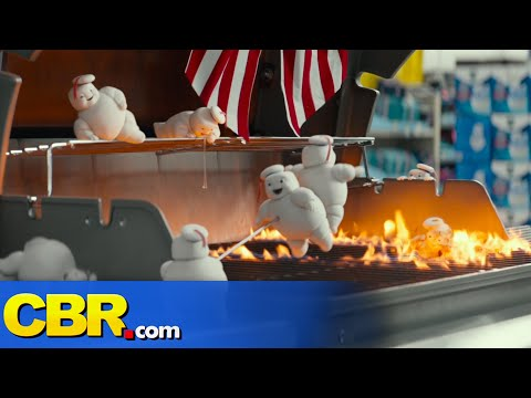 First GHOSTBUSTERS: AFTERLIFE Clip, Introducing the Mini-Puft Marshmallow Men
