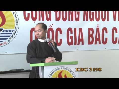 Ngay9/ 22 LM Nguyen Van Khai Thuyet trinh  San Jose