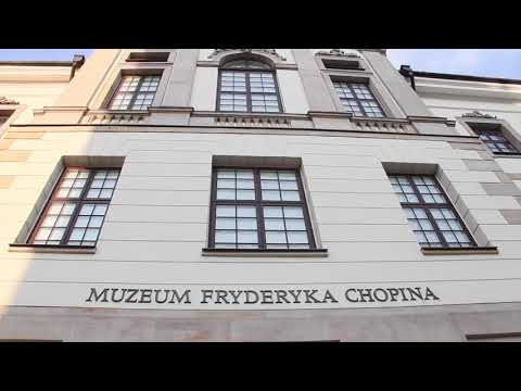 one day in CHOPIN MUSEUM in Warsaw