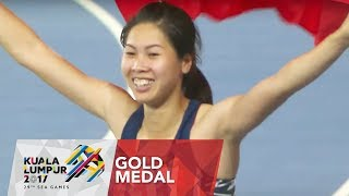 Athletics Women's High Jump Final Highlights | 29th SEA Games 2017
