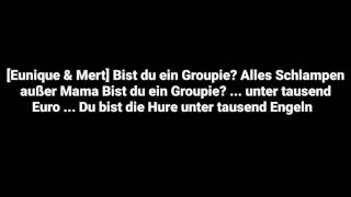 MERT ft.EUNIQUE - GROUPHIE Lyrics