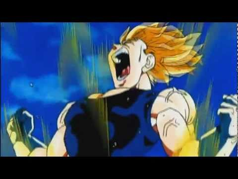 Vegeta Tribute - Decyfer Down - Crash {HD}