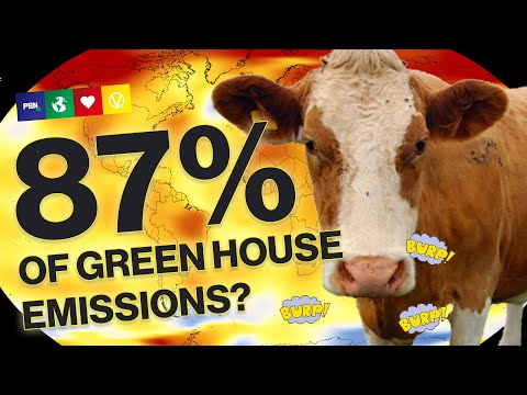 SHOCKING: Animal Agriculture Responsible For 87% Of Greenhouse Gas Emissions, Says New Study