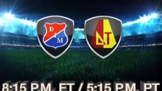 HOY | Independiente Medellín vs Deportes Tolima