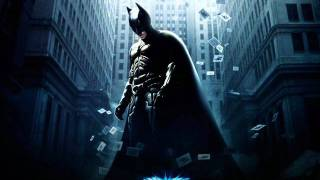 Batman The dark knight - Watch the world burn