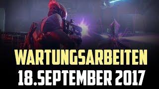 Destiny 2: Alle Infos zu Wartungsarbeiten | 18.09 | Deutsch