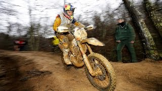 Off-road Enduro Racing through Hell