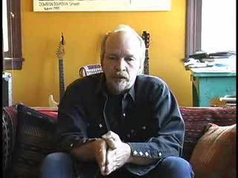 """FINDING THE BLUES"" #6 - DAVE ALVIN INTERVIEW"