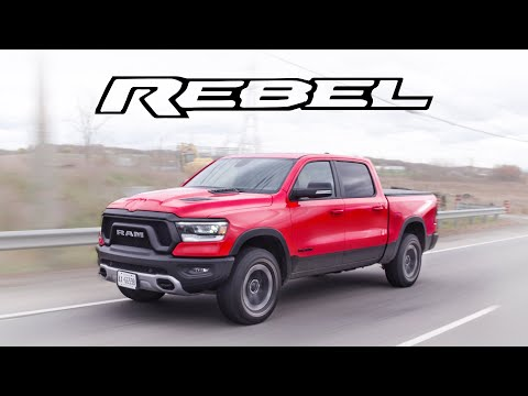 2019 Ram 1500 Rebel Review - Luxurious Off-Roader