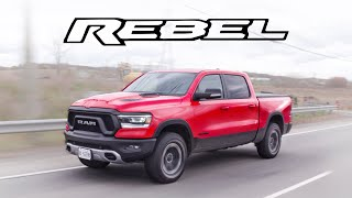 2019 Ram 1500 Rebel Review - Luxurious Off-Roader