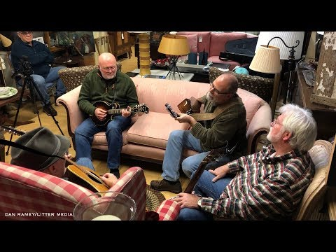 """Foothill Folk Society Performance: """"The House That Never Was"""""""