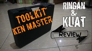 UNBOXING Review toolkit kenmaster