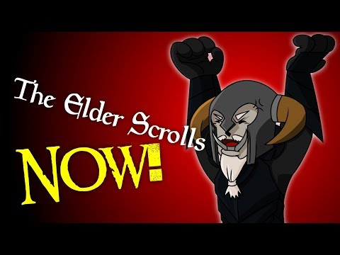 The Elder Scrolls 6 NOW or RIOT!