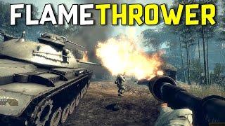 FLAMETHROWER! -  Battlefield: Bad Company 2 Vietnam