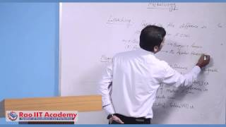 iit jee chemistry lectures